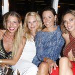 Giulia Siegel, Sonja Kiefer, Simone Ballack, Lilly Becker