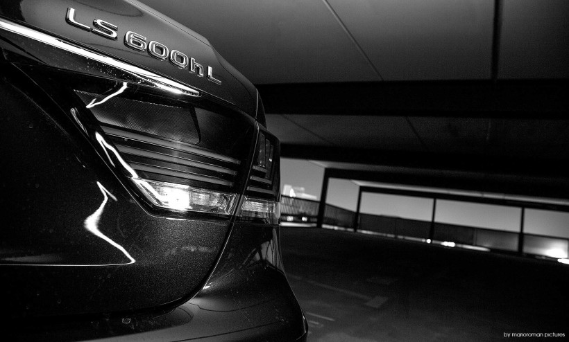Lexus LS 600h L Wellness Line