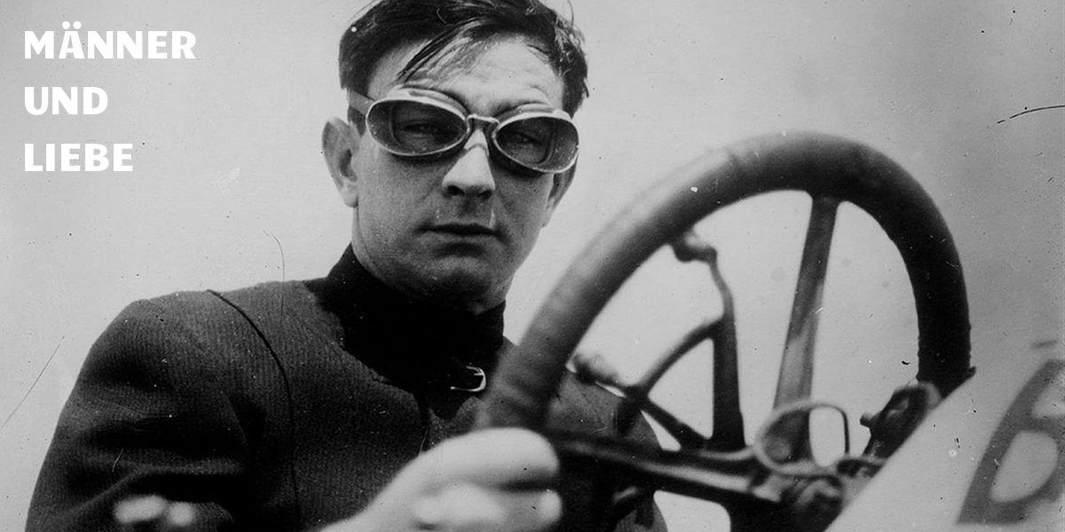 Warum Männer Automobile lieben…