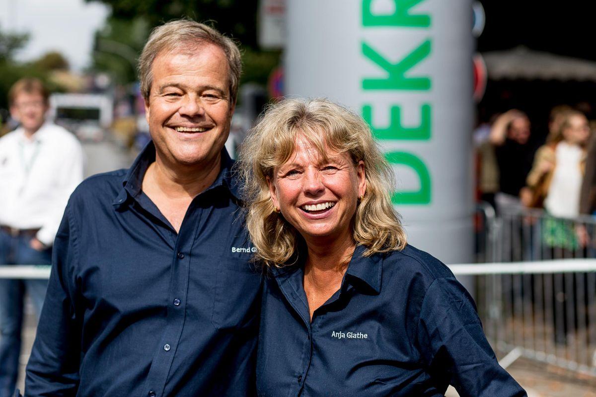 Bernd Glathe, Anja Glathe