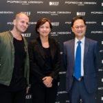 DJ Moguai, Grace Lo, Dr. Brian Li