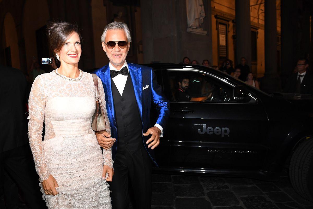 Veronica Bocelli, Andrea Bocelli