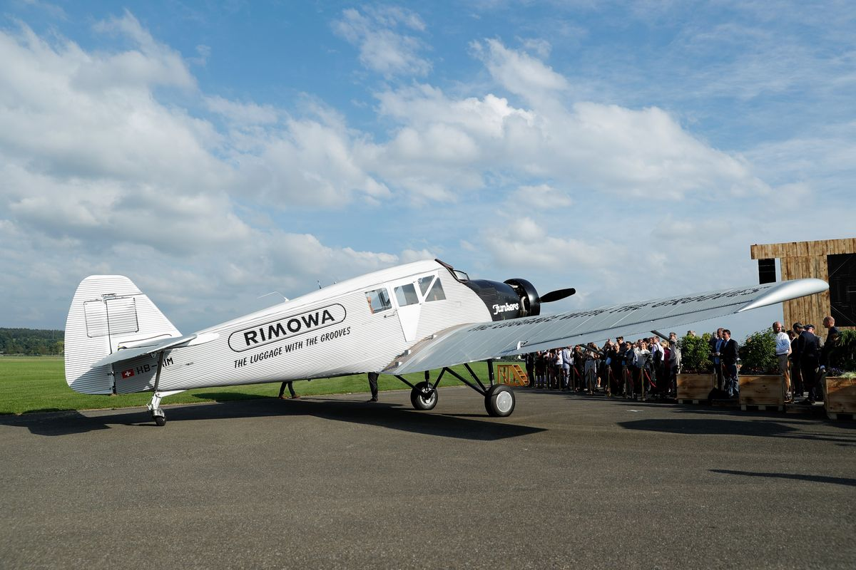 Junkers F13 by Rimowa
