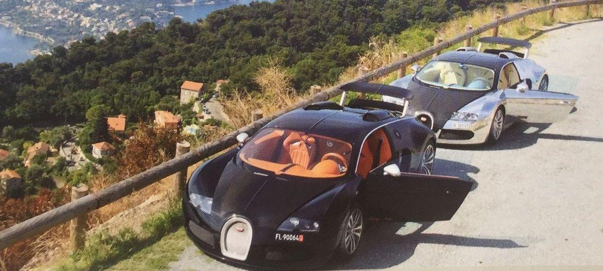 Bugatti Veyron 16.4 Sang Noir, Bugatti Veyron 16.4 Pur Sang