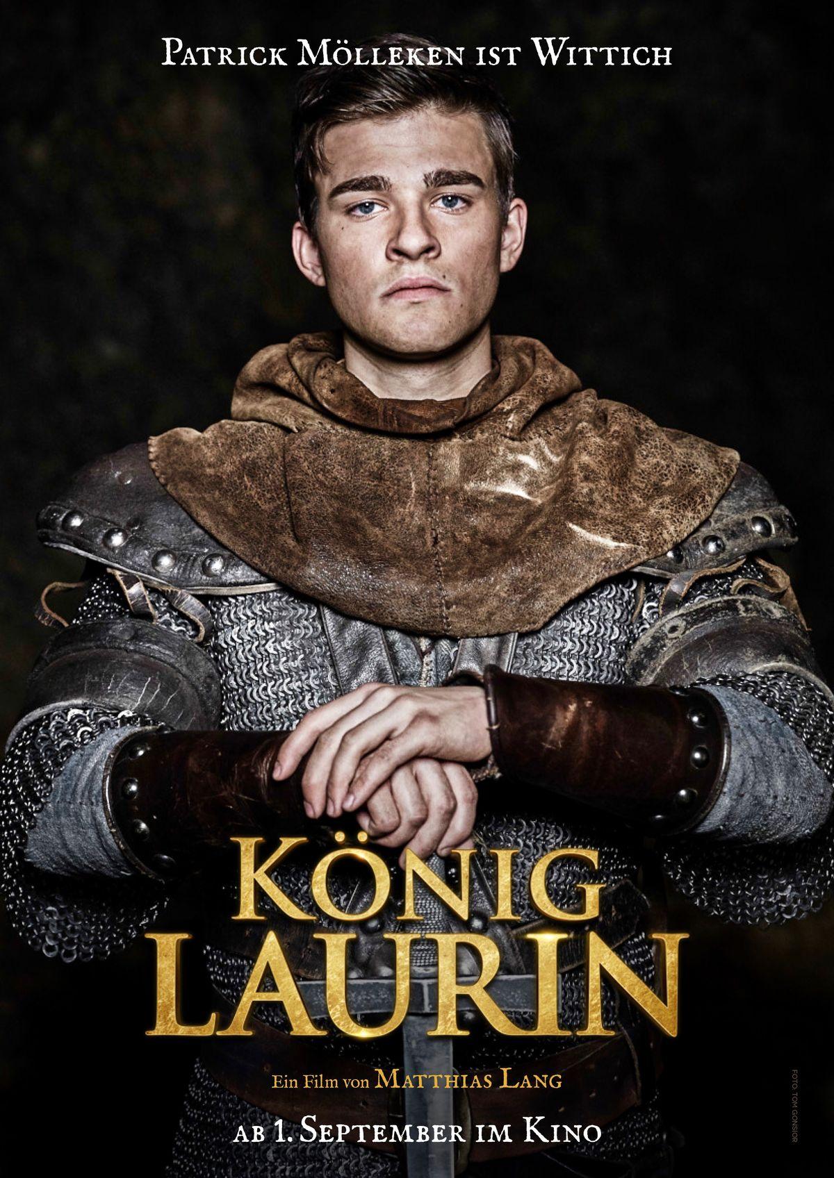 Patrick Mölleken, König Laurin