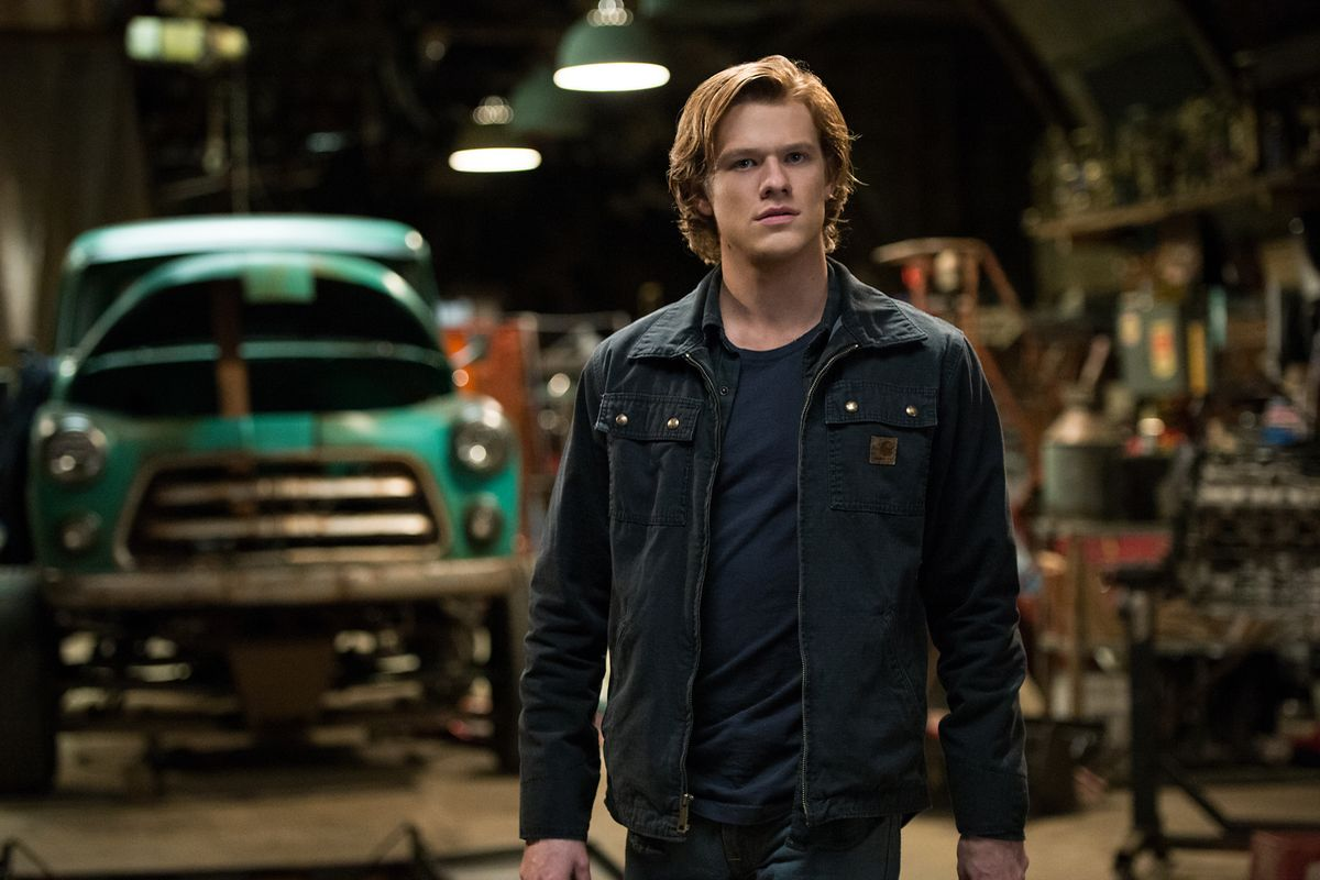 Monster Trucks: Tripp (Lucas Till)