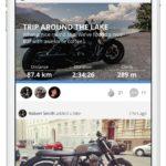 Riser, Biker-App