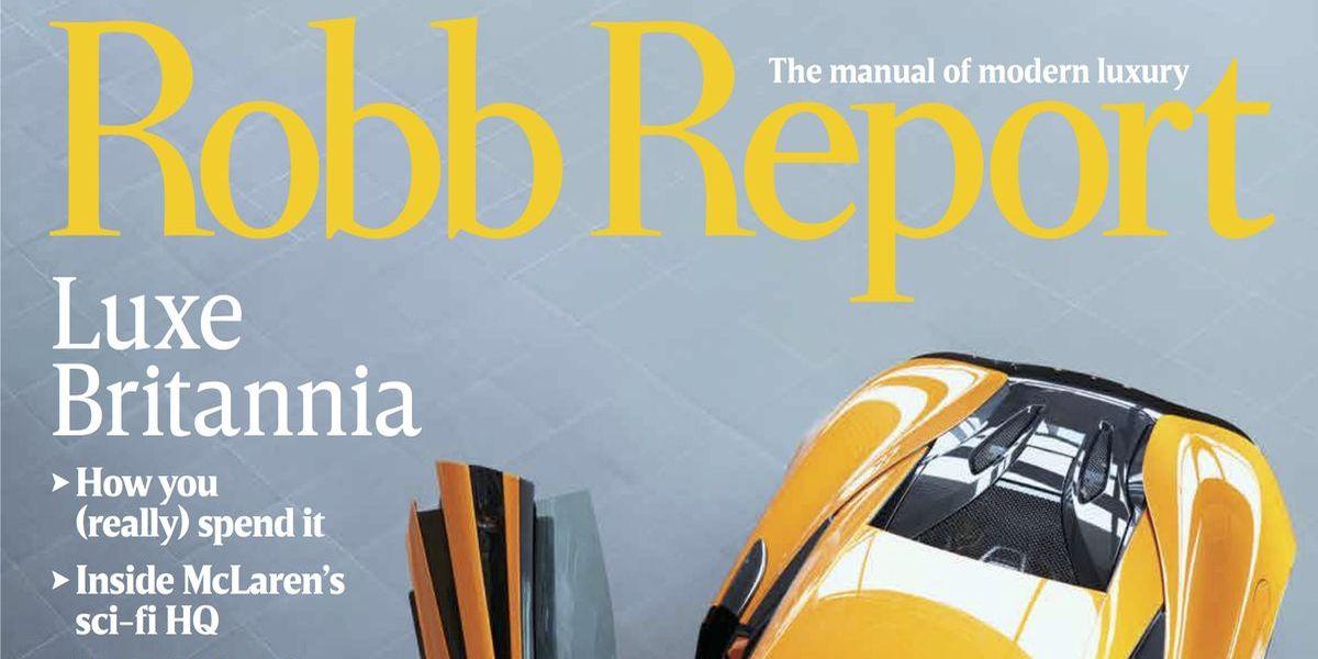 """""""Robb Report"""" kommt deutsch"""