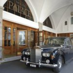 Rolls-Royce mit Chauffeur for free