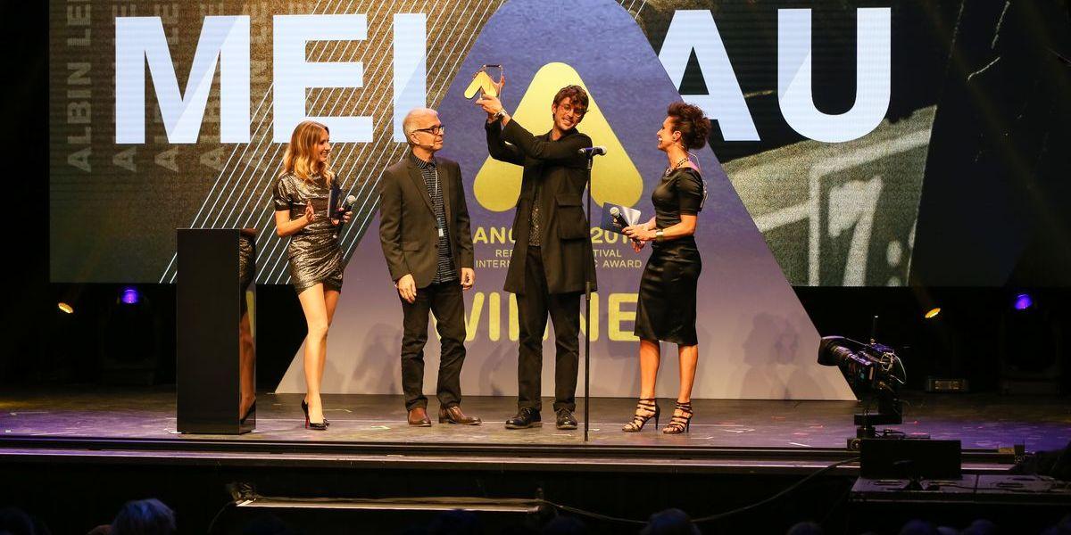 Anchor: Neuer Award für Albin Lee Meldau