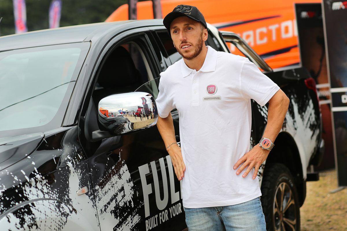 """Antonio """"Tony"""" Cairoli, Fiat Fullback"""