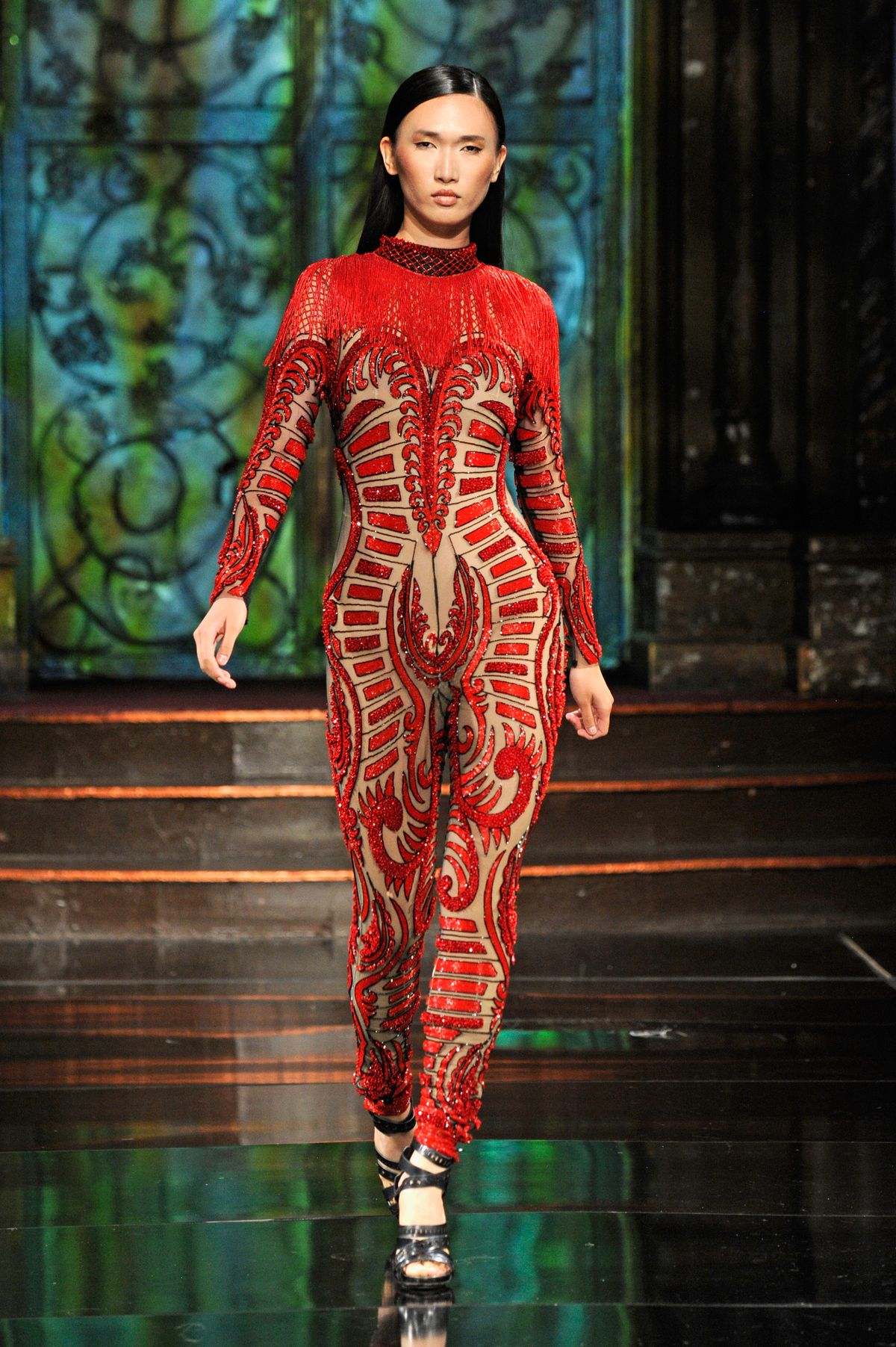 Fashion Week New York, Elie Madi, Art Hearts Fashion