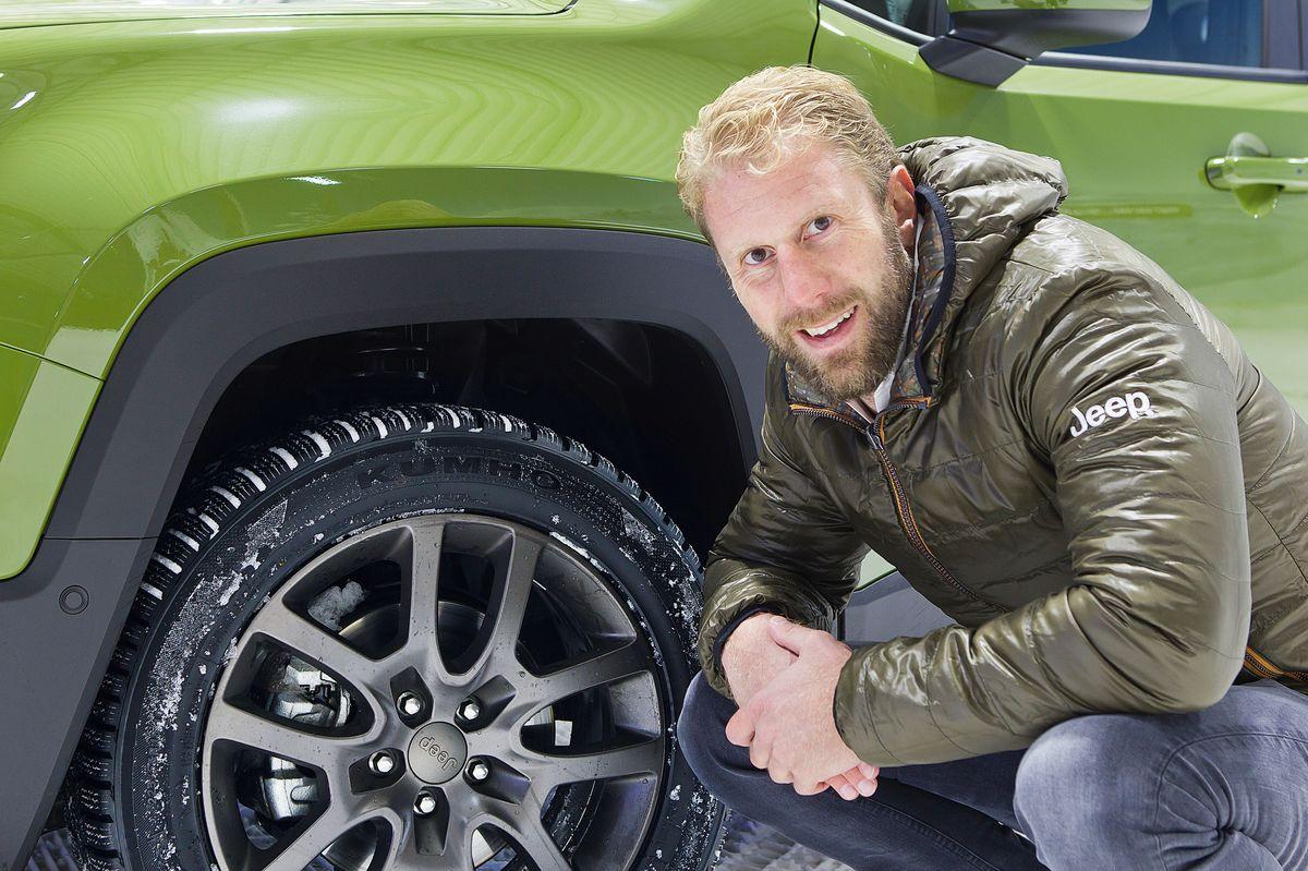 Christopher Posch, Jeep Renegade