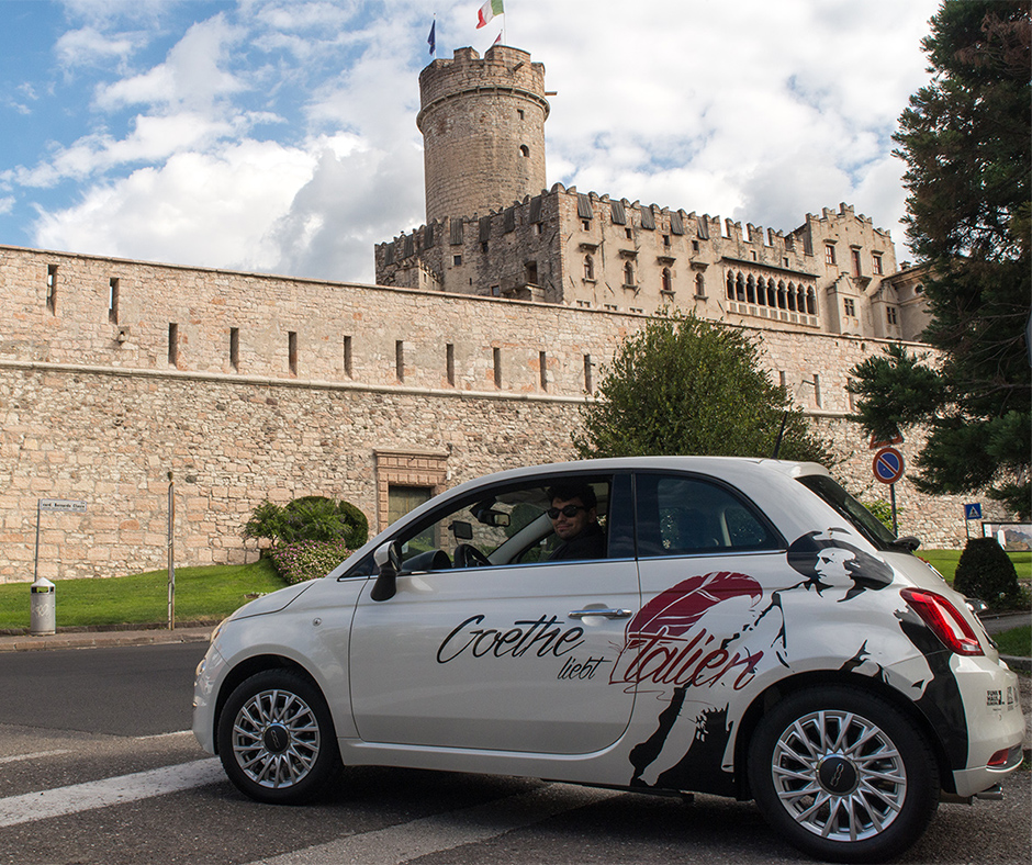 Fiat 500: Gothe liebt Italien
