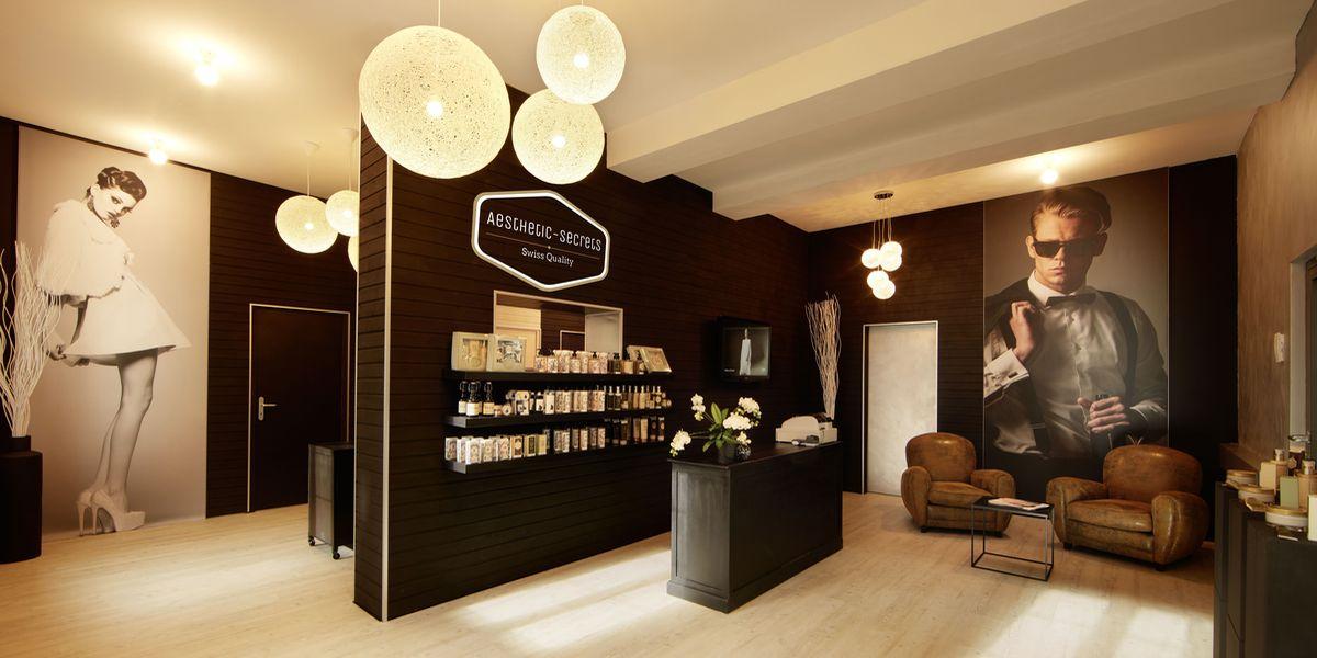Aesthetic Secrets mit Opening in Zürich
