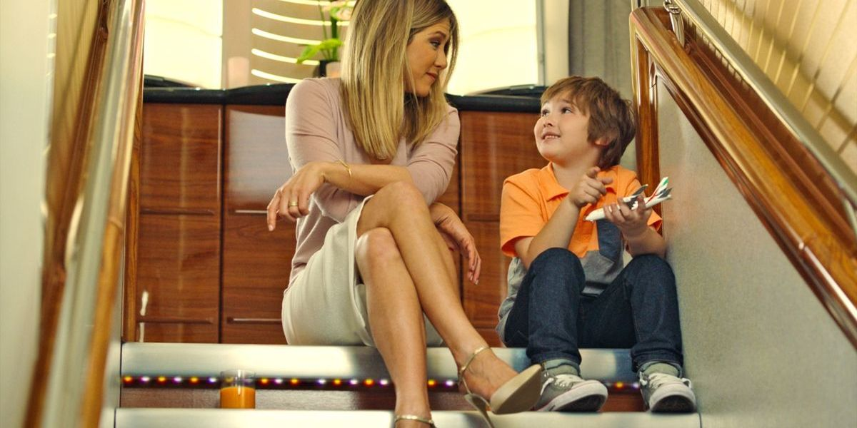 Emirates: Jennifer Aniston ist zurück