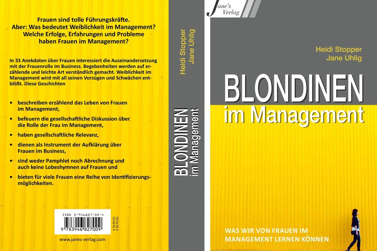 Blondinen im Management - Was wir von Frauen im Management lernen können
