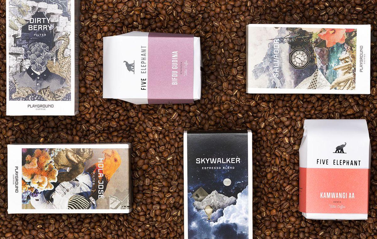 Gegessen wird immer: Lieblinge unter den Kaffeeherstellern