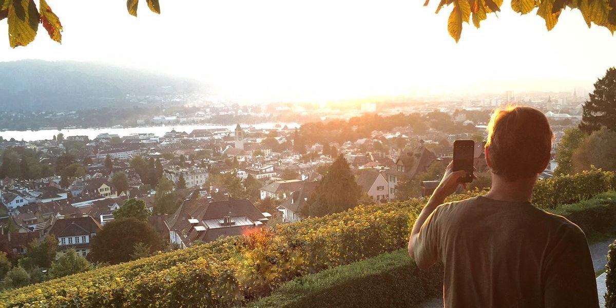 Instameet: Influencer in Zürich