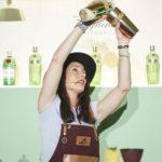 Jennifer Le Nechet rockt das Bartender-Finale