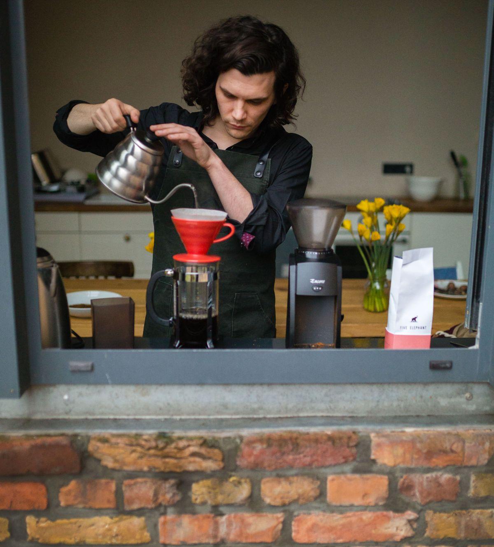 Matze, König Koffein