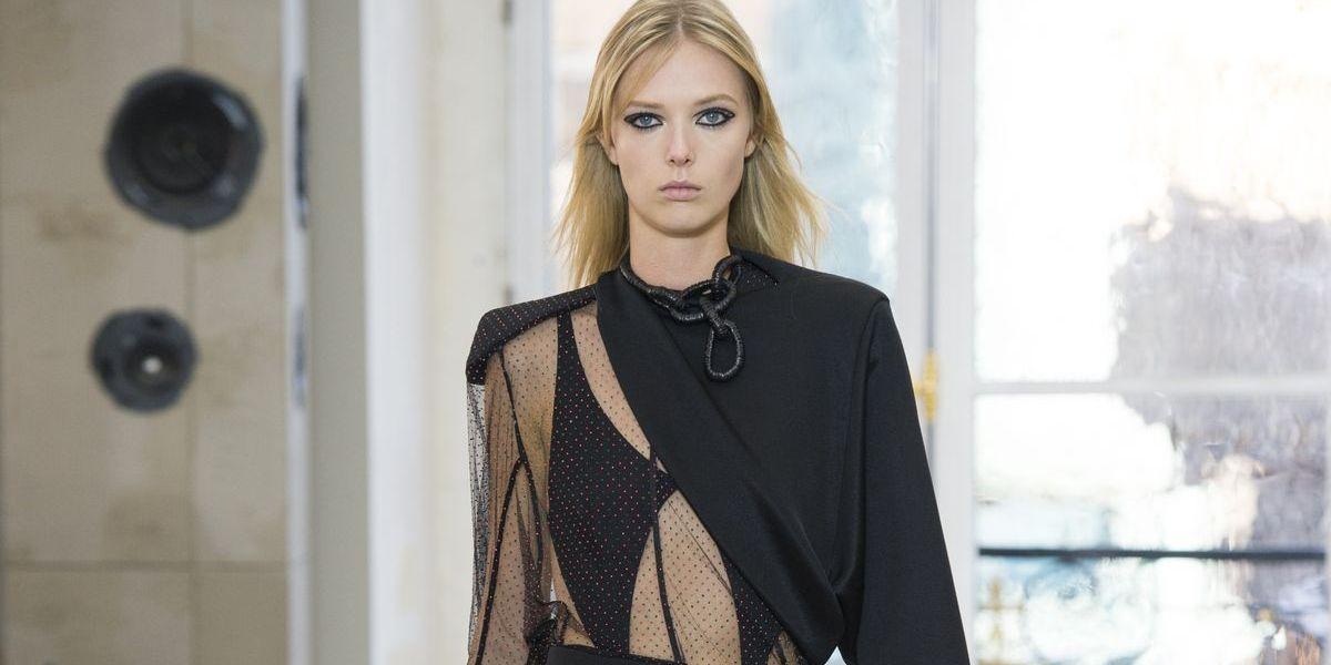 Fashion Week Paris: Louis Vuitton ganz chic