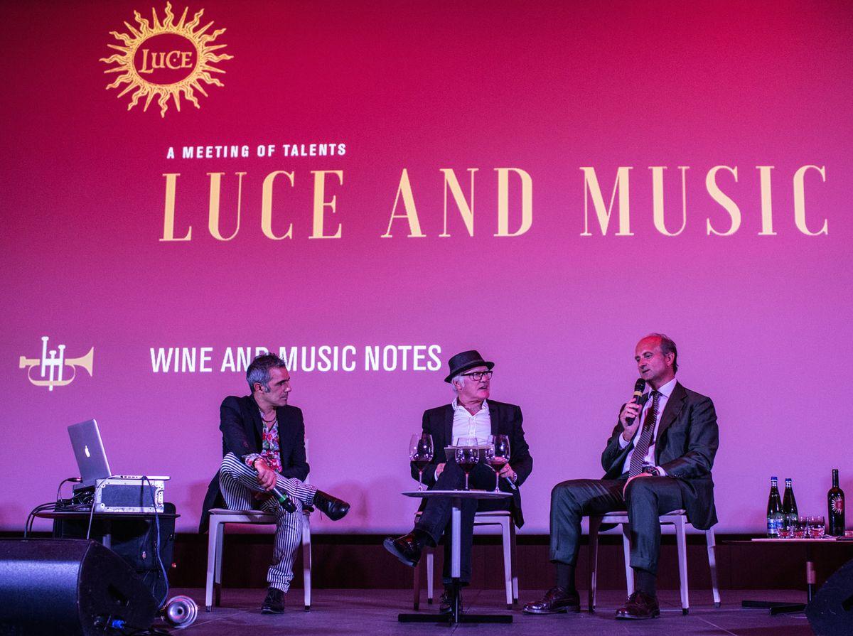 Paolo Fresu (links), Lamberto Frescobaldi (rechts)