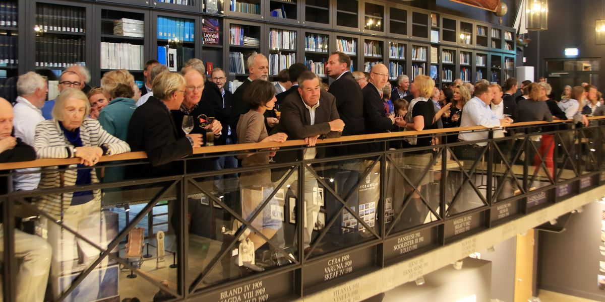 """Opening des """"Robbe & Berking Yachting Heritage Centre"""""""