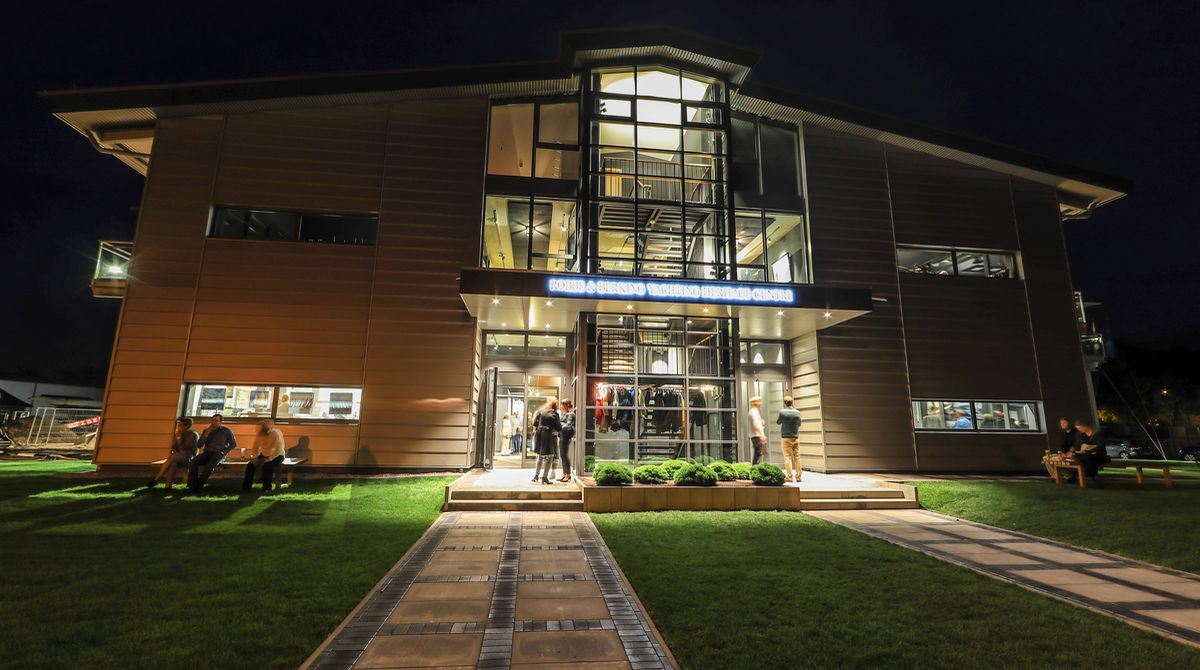Robbe & Berking Yachting Heritage Centre