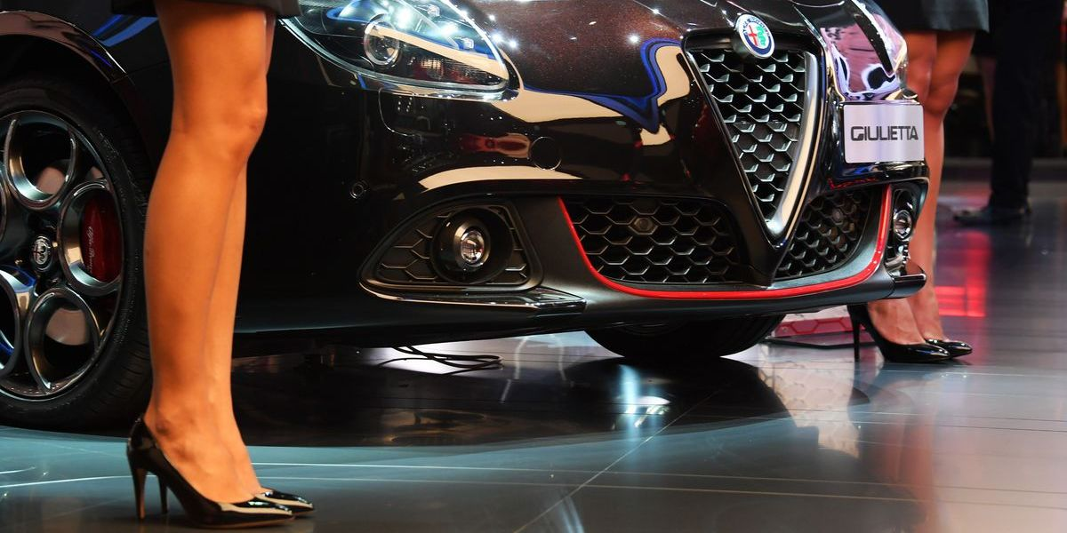 Impressionen: Fiat, Alfa und Jeep auf dem Autosalon Paris