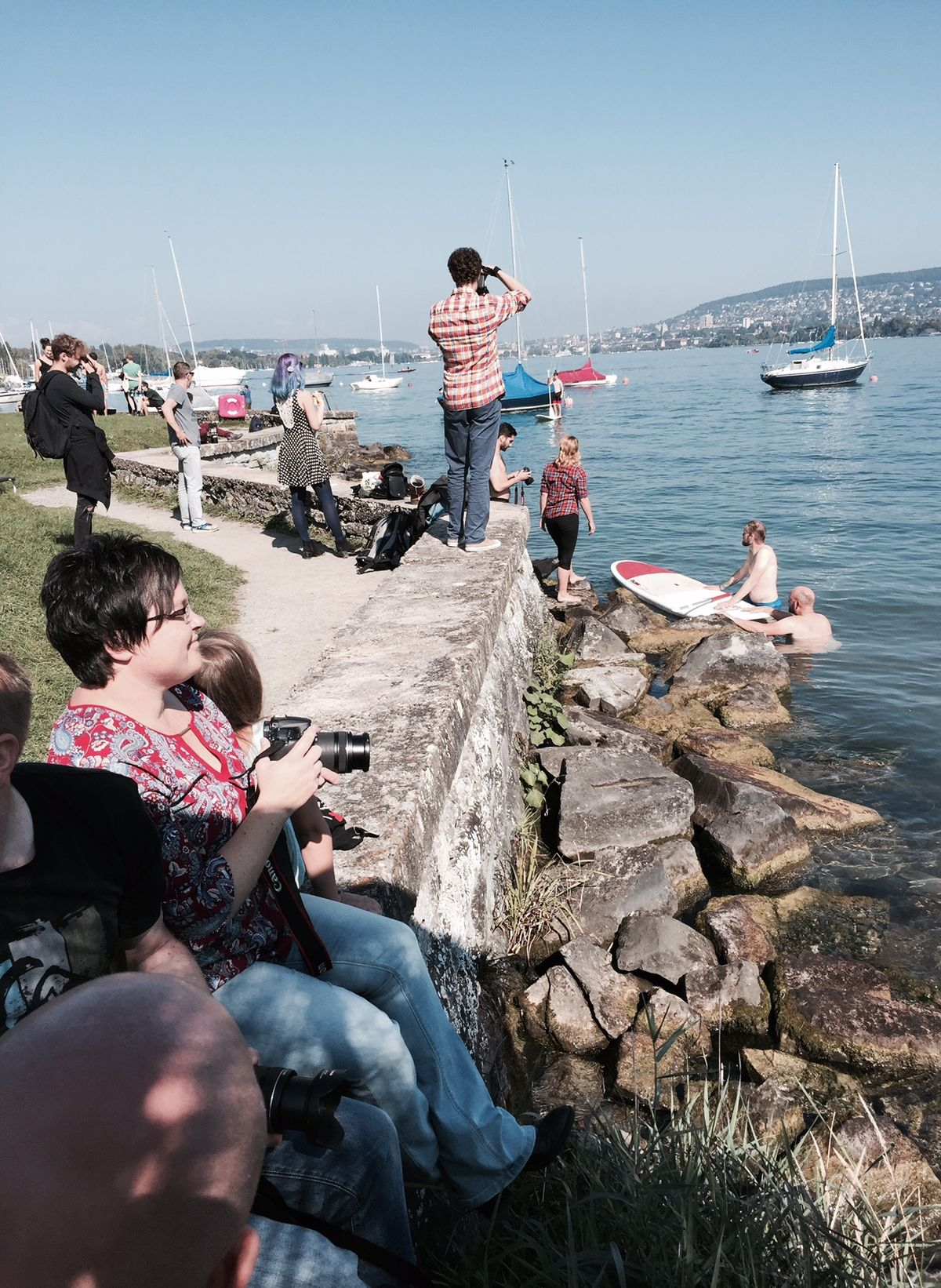 Instameet: Influencer in Zürich