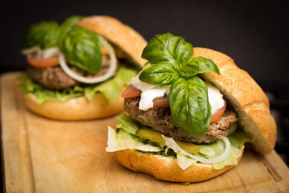 Burger: Im Trend als Sushi-Burger