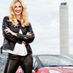 Claudia Lässer für DS Automobiles