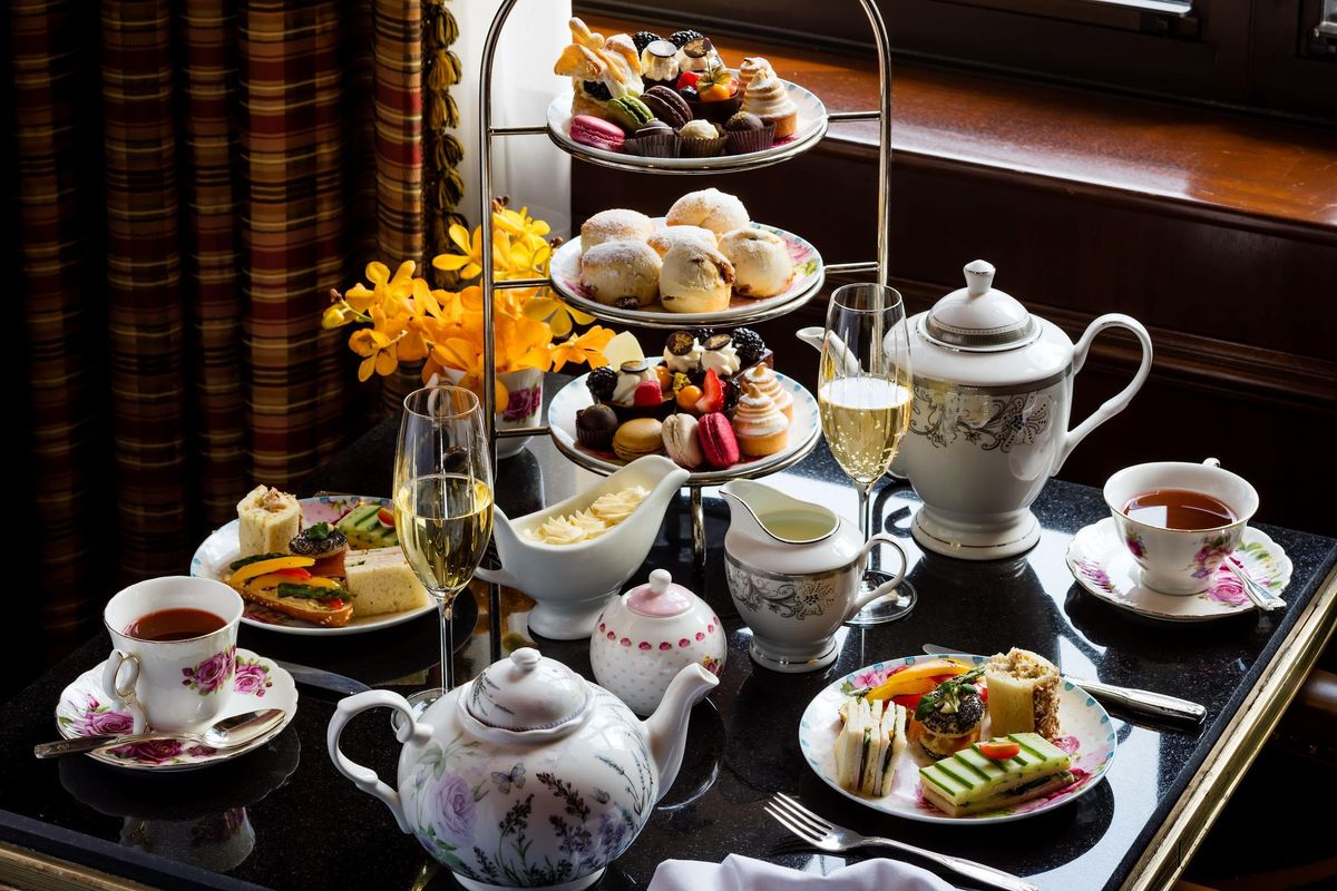 Tea Time Von Hamburg Bis London Shots Magazin
