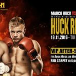 Samstag: Box-Event mit Marco Huck in Hannover
