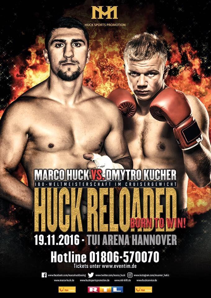 Marco Huck vs. Dmytro Kutscher