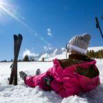Ski-Bekleidung: Mit der Fleecejacke in den Skiurlaub