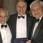 Roberto Naldi (Roberto Naldi Collection), Giuseppe Rossi (Splendide Royal Hotel), Ted Teng (The Leading Hotels of the World)