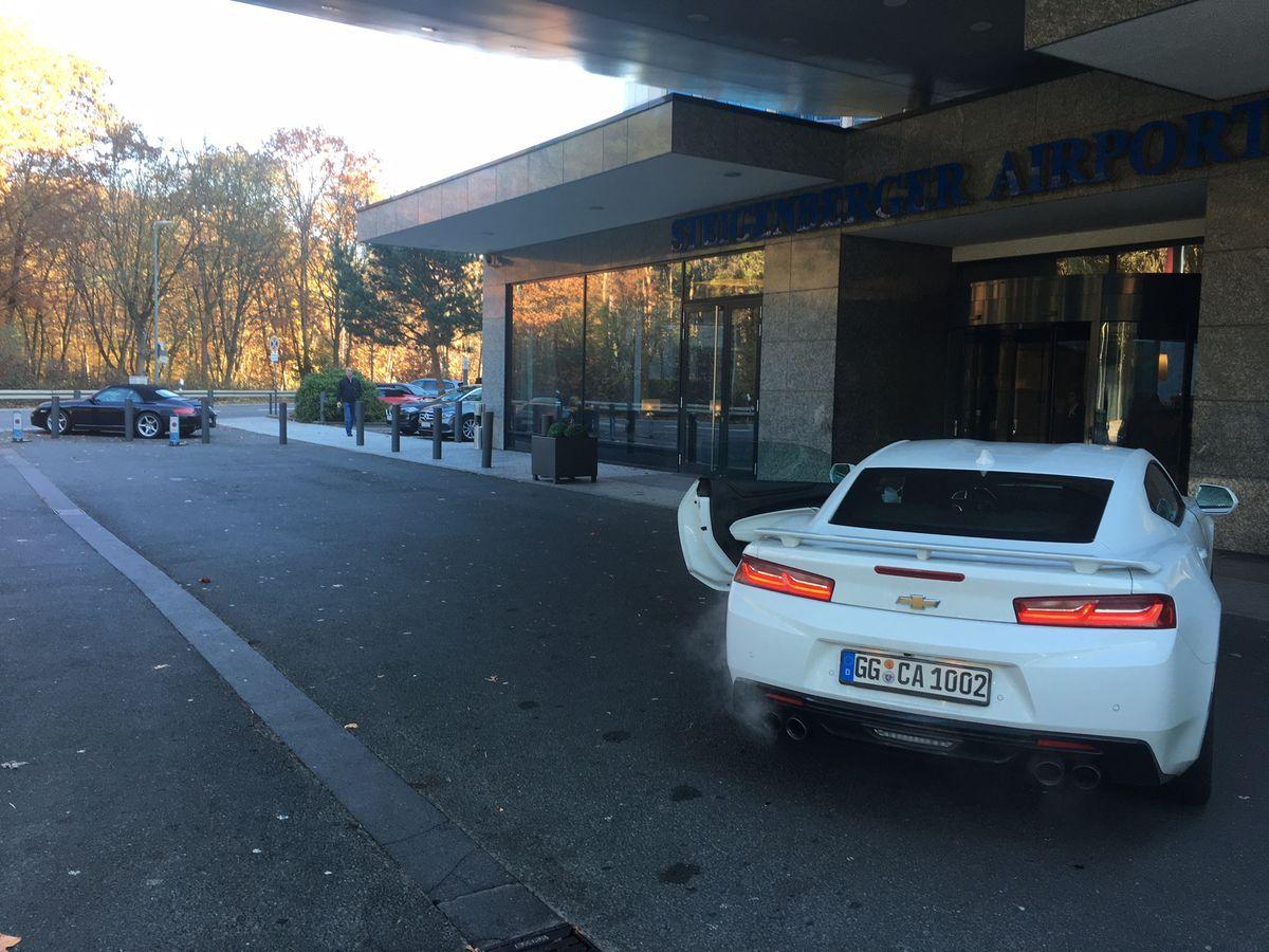 Steigenberger Airport Hotel, Frankfurt am Main