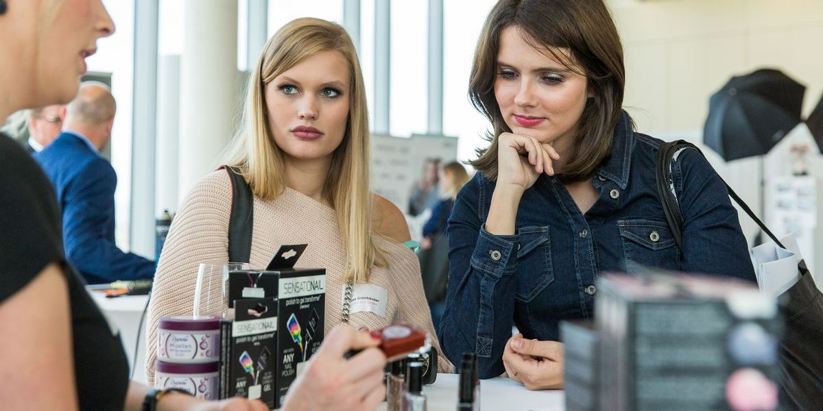 Welcome to Beauty Sky: Das Beautypress Bloggerevent
