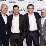 Vittorio Radice, Rene Benko, Dieter Berninghaus, André Maeder