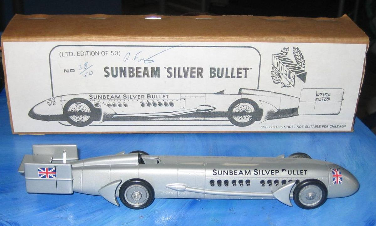Silver Bullet Pan (1930)