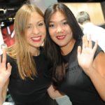 Messe-Girls: IAA 2015