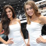 Messe-Girls: IAA 2015