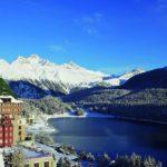 Badrutt's Palace: Ute Lemper und Schnee-Action