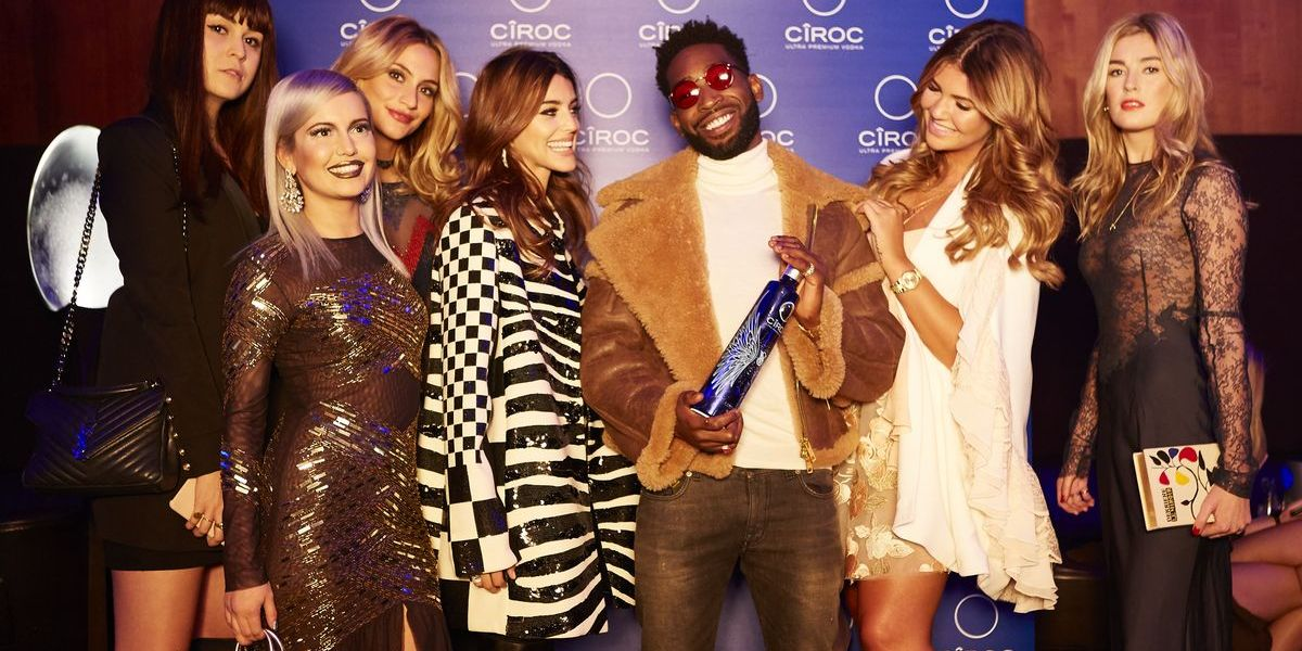 Review: Mit Ciroc bei der Victoria's Secret Fashion Show