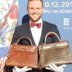 Freudentränen: Hermès Kelly Bag für über 20.000,- Euro