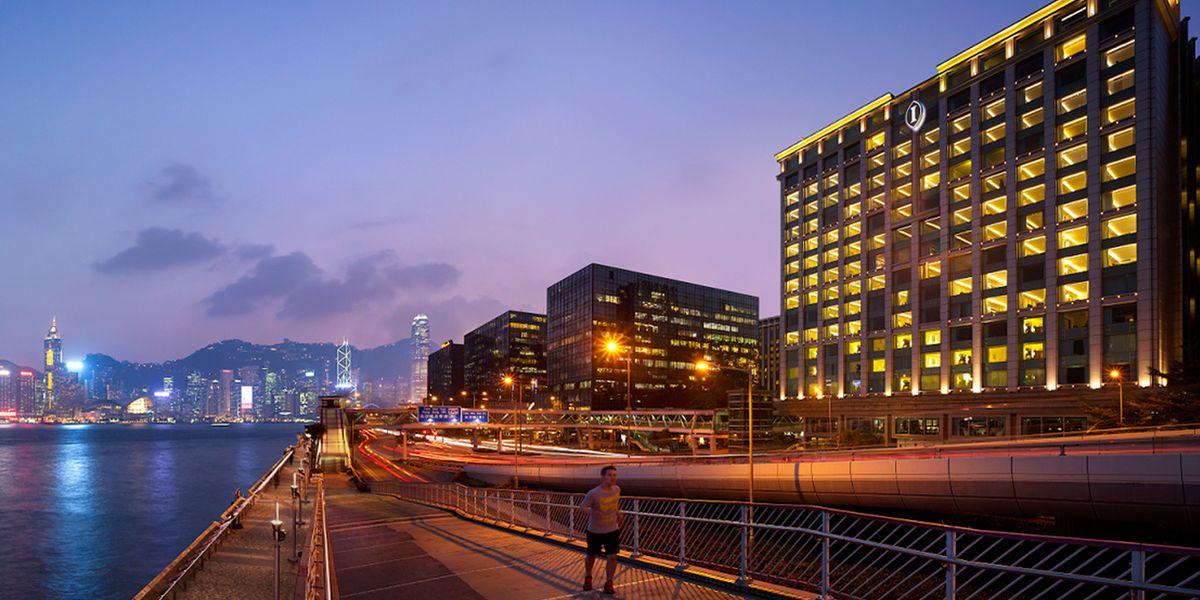Das beste Luxus-Businesshotel der Welt