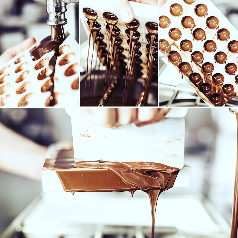 Feinste Schokolade übers Web
