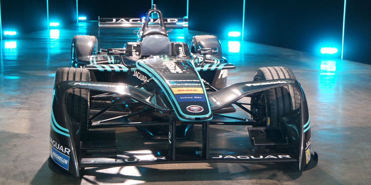 Panasonic Jaguar Racing-Team